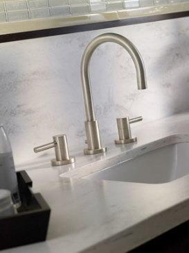 Newport brass 1500 east linear bathroom faucet for Newport bathroom fixtures