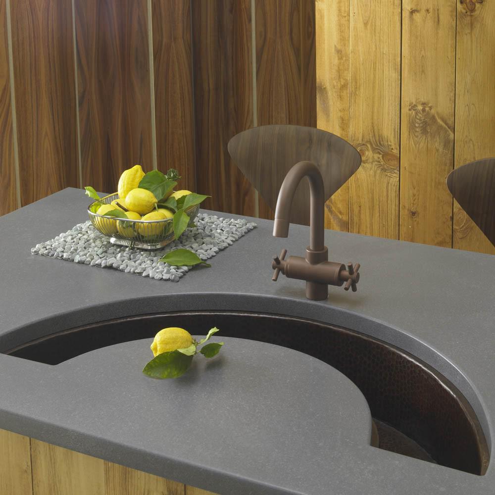 Exceptionnel ... Native Trails Luna Bar U0026 Prep Sink ...