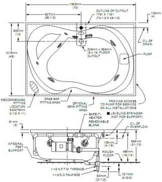American Standard 2711.048WC image-3