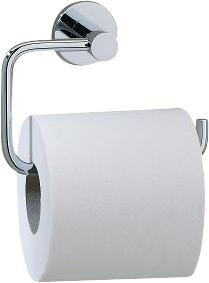 Valsan 67524 Porto Toilet Roll Holder Without Lid