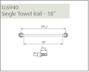 Rohl U.6940 image-2