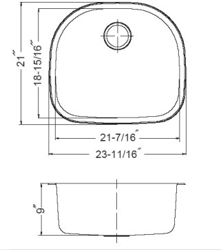 Houzer MS-2409-1 image-3