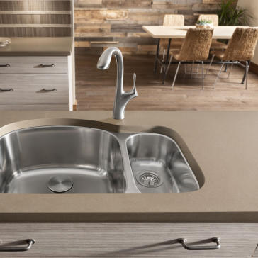 Blanco 441508 Napa Kitchen Faucet With Pull Down Spray