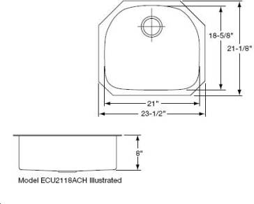 Elkay ECU2118ACH image-2