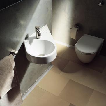 Duravit 076465 architec diagonal handrinse basin for Duravit architec sink
