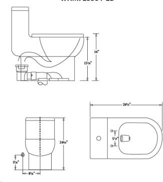 Whitehaus WHMFL3351-EB image-2