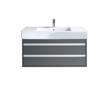Duravit Kt6641 Ketho 39 3 8 Quot Wall Mounted Vanity Unit
