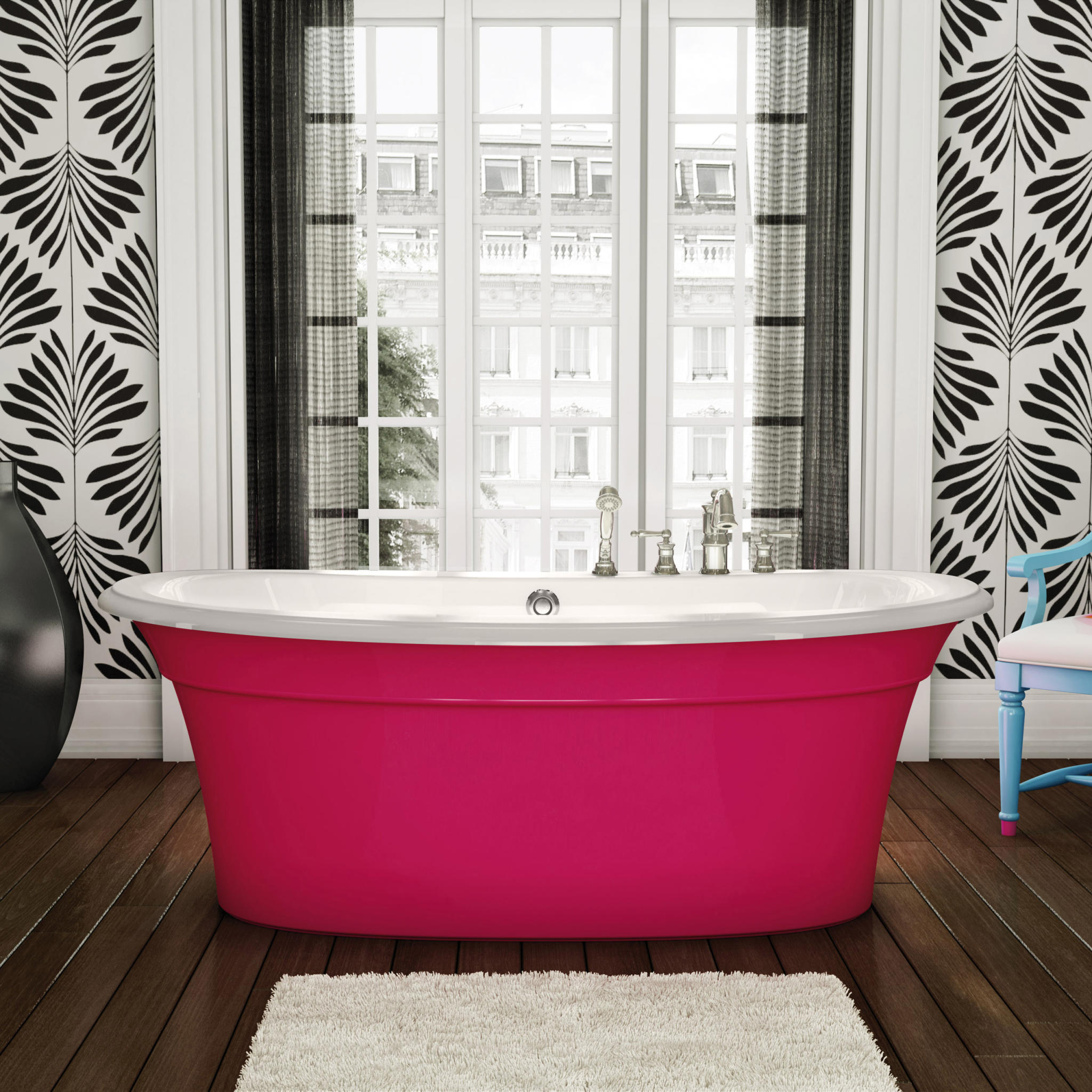 Attractive Maax Tub Shield Frieze - Luxurious Bathtub Ideas and ...