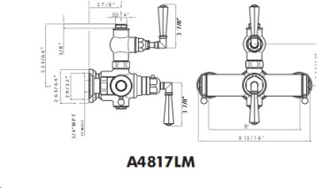 Rohl A4817LM image-2