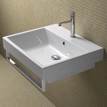 catalano 16qze zero 60 washbasin. Black Bedroom Furniture Sets. Home Design Ideas