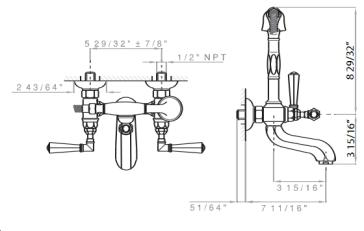 Rohl A1901LM image-2