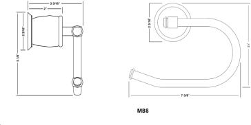 Rohl MB8 image-2