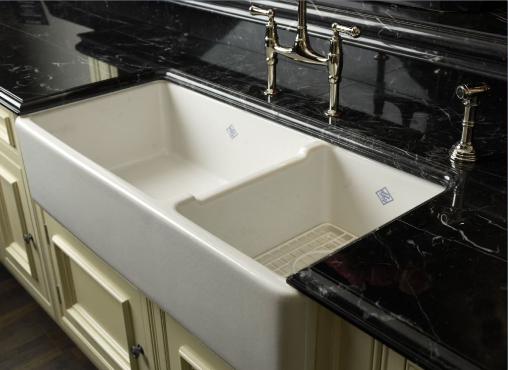 Rohl Undermount Kitchen Sink