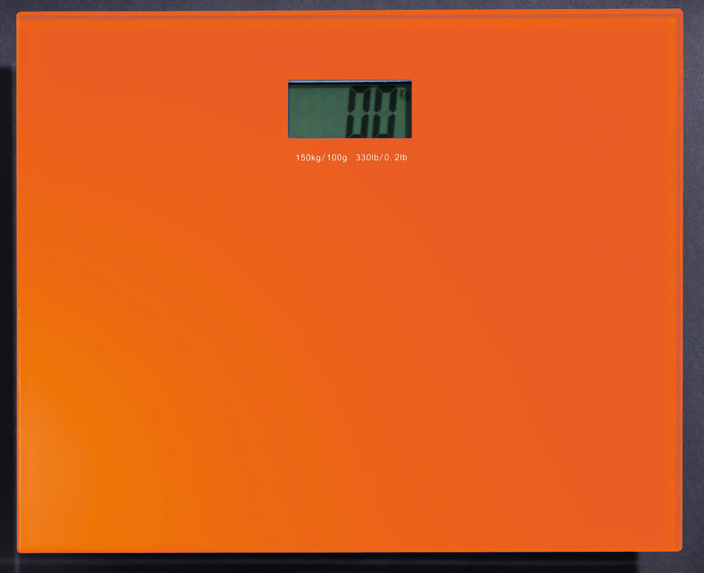 Weighing In On Cool Creative Bathroom Scales Abode