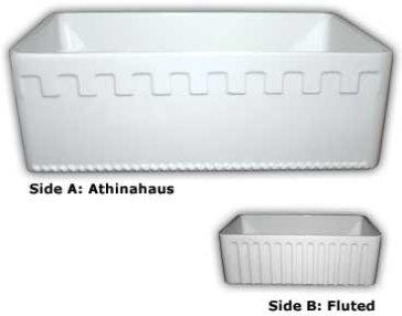 Whitehaus WHFLATN3018 image-1