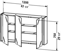 Duravit KT7533