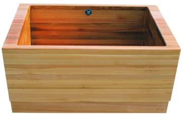 WS Bath Collection Madera Carre M6 image-1