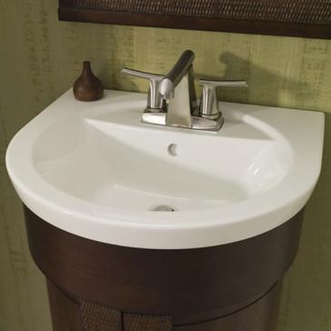 American Standard 7010 201 Green Tea Centerset Faucet