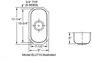 Elkay ELU715 image-2