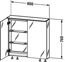 Duravit DL76420000