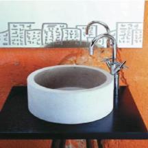 WS Bath Collection Piedra Root 72402-17