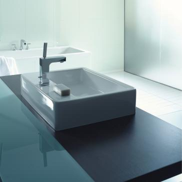 duravit 045250 vero above counter basin. Black Bedroom Furniture Sets. Home Design Ideas