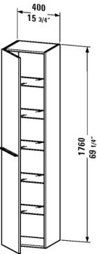 Duravit XL1136 image-1