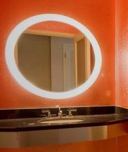 Electric Mirror TRI36