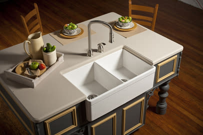What\'s the Right Sink Size for Your Kitchen? - Abode
