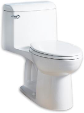 American Standard 2004 314 Champion 4 Elongated 1 Piece Toilet