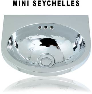 WS Bath Collection Mini Seychelles Oval 3321 image-2