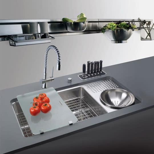 Create Your Own Worktop Sink