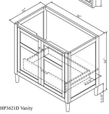 Sagehill Designs HP3621D image-11