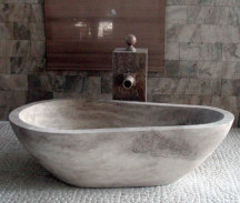 WS Bath Collection Piedra Pavo