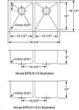 Elkay EFRU3118 image-2
