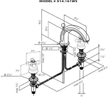 Whitehaus 514.161WS image-2