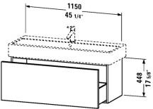 Duravit DL6228