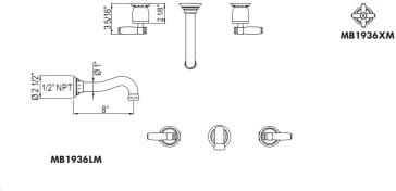Rohl MB1936 image-2