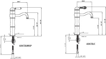 Rohl A3672 image-2