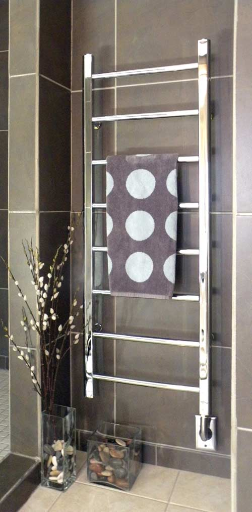 Spotlight On Towel Warmers For Cold Winter Days Abode