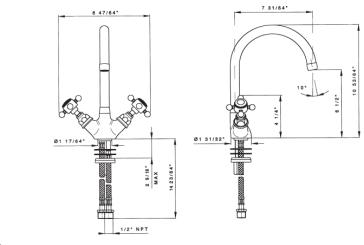Rohl A1466 image-6