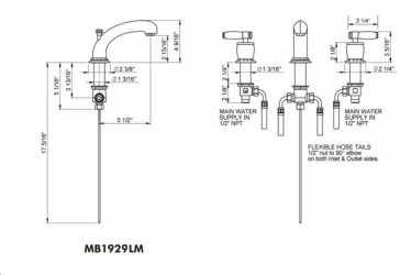 Rohl MB1929LM image-2
