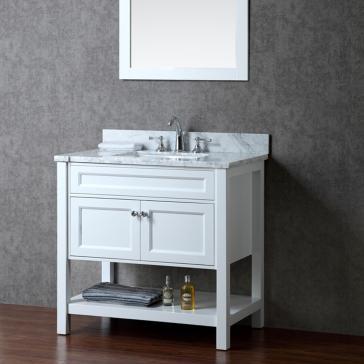 Ariel Sc May 36 Mayfield 36 Single Sink Bathroom Vanity Set