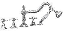 Harrington Brass 20-403-20 image-1