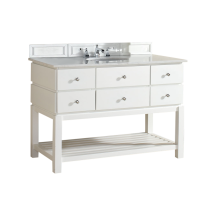 James Martin Furniture 950-V48-PWH-GWH