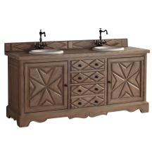 James Martin Furniture 600-V72-WHO