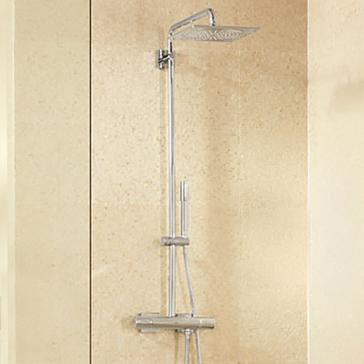 how to clean grohe shower head