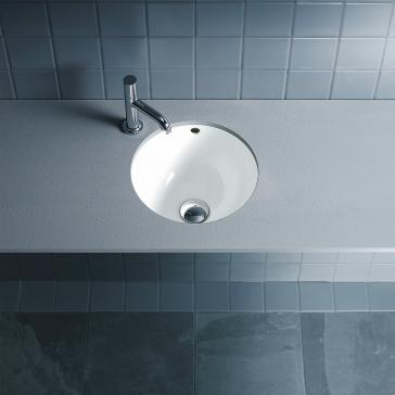 Duravit 0319270000 architec undercounter basin for Duravit architec sink
