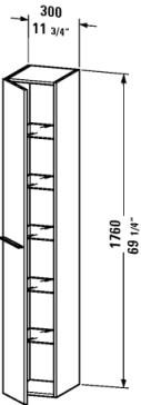Duravit XL1135 image-1