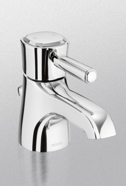 Toto Tl970sdlq Guinevere Single Handle Lavatory Faucet 1 5 Gpm